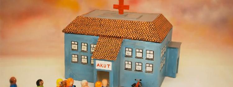 Sjukvardens privatisering sjukhus saljs ut till foretag